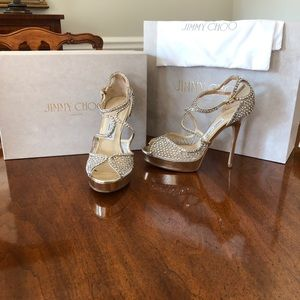 Jimmy choo high heels